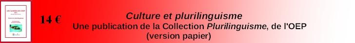 Plurilinguisme N°1bis